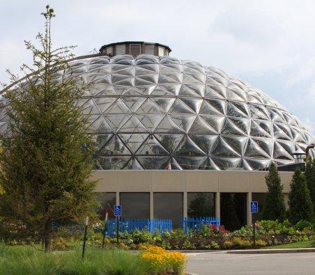 Botanical Center in Des Moines